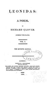 Leonidas: A Poem, Volumes 1-2