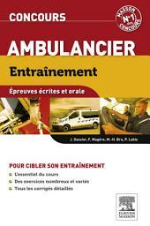 Entraînement Concours ambulancier: Édition 2