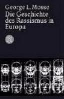Die Geschichte des Rassismus in Europa PDF