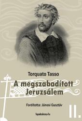 A megszabadított Jeruzsálem II. kötet
