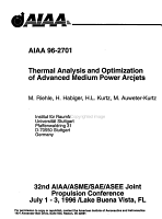 32nd AIAA ASME SAE ASEE Joint Propulsion Conference   Exhibit PDF
