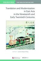 Translation and Modernization in East Asia in the Nineteenth and Early Twentieth Centuries PDF