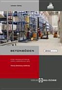 Betonb  den f  r Produktions  und Lagerhallen PDF