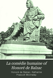 La comédie humaine of Honoré de Balzac: Volume 40