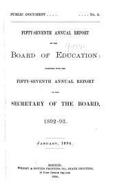 Annual Report: Volume 57