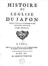 Histoire de l'église du Japon: Volume 1