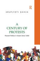 A Century of Protests PDF