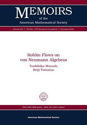 Rohlin Flows on von Neumann Algebras