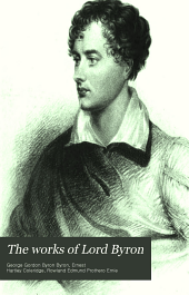 The works of Lord Byron: Volume 6