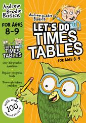 Let's do Times Tables 8-9