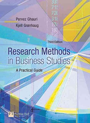 Research Methods in Business Studies PDF