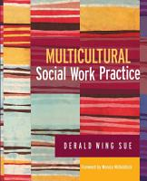 Multicultural Social Work Practice PDF