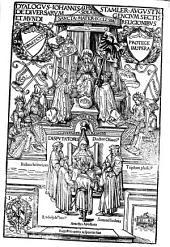 Dyalogus de diversarum gencium sectis et mundi religionibus