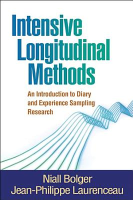 Intensive Longitudinal Methods PDF