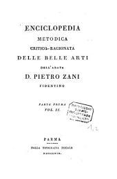 Enciclopedia metodica critico-ragionata delle belle arti: Volume 1,Edizione 2