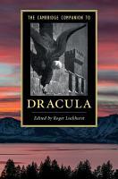 The Cambridge Companion to    Dracula  PDF