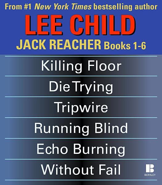 Download Lee Child s Jack Reacher Books 1 6 Book