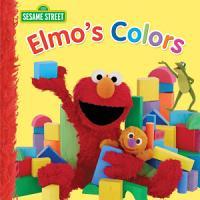 Elmo s Colors  Sesame Street  PDF