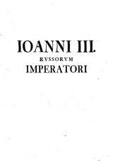 Commentarii Academiae scientiarum imperialis Petropolitanae: Volume 8