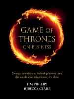 Game of Thrones on Business PDF