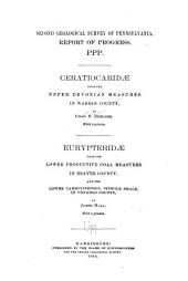 Ceratiocaridæ from the Upper Devonian Measures in Warren County: Volume 49