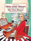 Mein Erster Mozart Easiest Piano Works