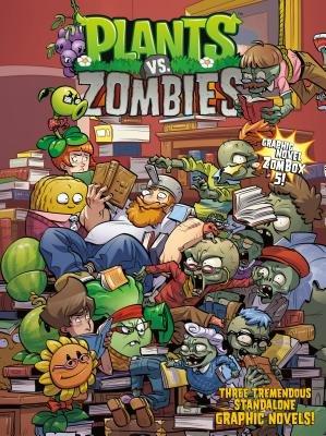 Plants Vs  Zombies Boxed Set 5