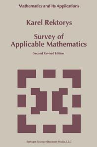 Survey of Applicable Mathematics PDF