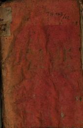 Jacobi Sadoleti,... Ad principes populosque Germaniae exhortatio ut ... in gremium catholicae ... Ecclesiae redeant