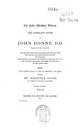The Complete Poems of John Donne ...