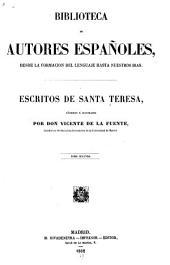 Escritos de Santa Teresa: Volumen 55