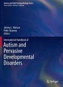 International Handbook Of Autism And Pervasive Developmental Disorders