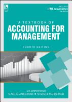 A Textbook of Accounting for Management  4th Edition PDF