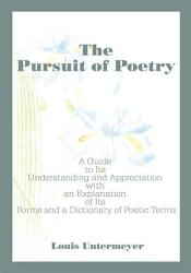 The Pursuit Of Poetry Book PDF