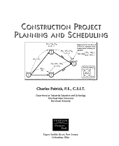 Construction Project Planning and Scheduling PDF