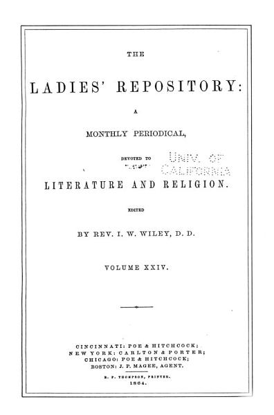 Download The Ladies  Repository Book