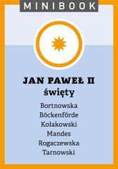 Jan Paweł II. Minibook