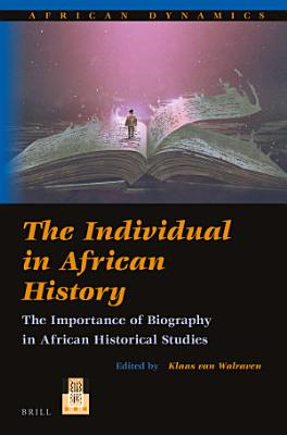 The Individual in African History PDF