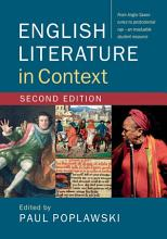 English Literature in Context PDF