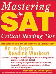 Mastering the SAT Critical Reading Test PDF