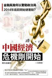《中國經濟:危機剛開始》