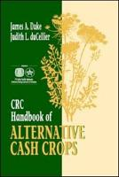 CRC Handbook of Alternative Cash Crops PDF