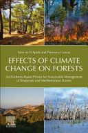 Effects of Climate Change on Forests