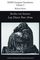 Bertha von Suttner   Lay Down Your Arms  PDF