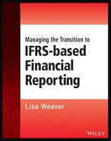 Managing the Transition to IFRS Based Financial Reporting PDF