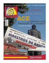 Pedagogía Revista Otros caminos 5: Un reencuentro pedagógico