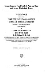 Comprehensive Flood Control Plan for Ohio and Lower Mississippi Rivers PDF