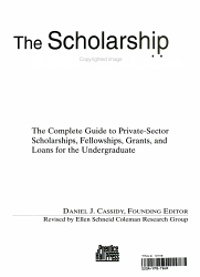 The Scholarship Book PDF