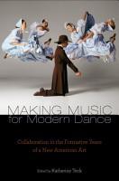 Making Music for Modern Dance PDF