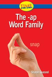 The -ap Word Family